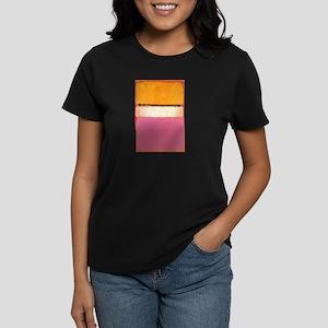 ROTHKO IN PINK AND ORANGE T-Shirt