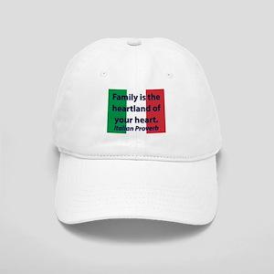 Family Is The Hearland Baseball Cap