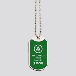 Appalachian Trail Class Of 2008 Dog Tags