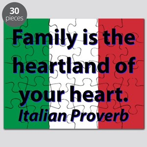 Family Is The Hearland Puzzle