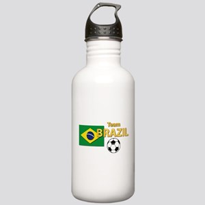 Team Brazil/Brasil - Stainless Water Bottle 1.0L