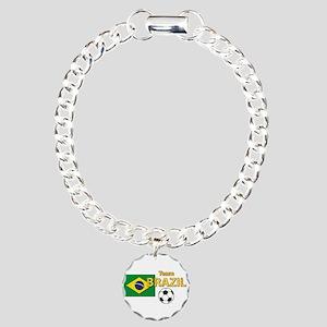 Team Brazil/Brasil - So Charm Bracelet, One Charm