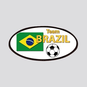 Team Brazil/Brasil - Soccer Patches