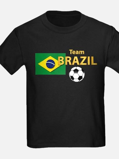 Team Brazil/Brasil - Soccer T
