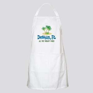 Destin Florida Therapy - Apron