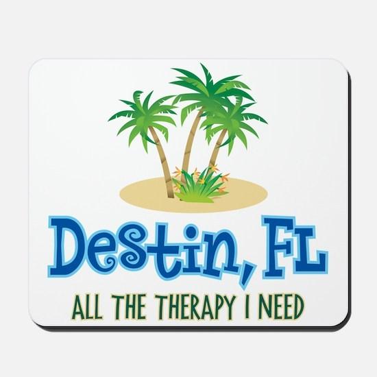 Destin Florida Therapy - Mousepad