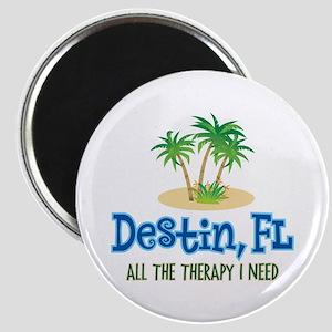 Destin Florida Therapy - Magnet