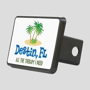 Destin Florida Therapy - Rectangular Hitch Cover