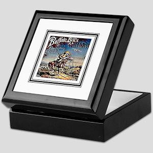 Buffalo Bill *Re-Vamped* - Keepsake Box