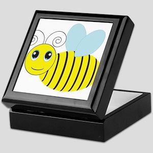 Cute Honey Bee Keepsake Box