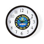 USS Sierra (AD 18) Wall Clock