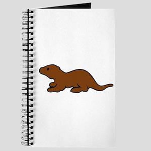 Cute Otter Journal