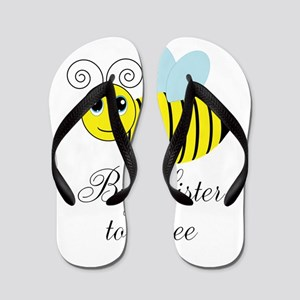 Big Sister to Bee Flip Flops
