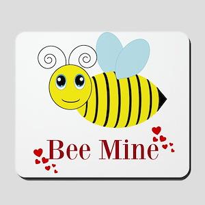Bee Mine Honey Bee Mousepad