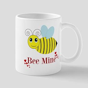 Bee Mine Honey Bee Mugs