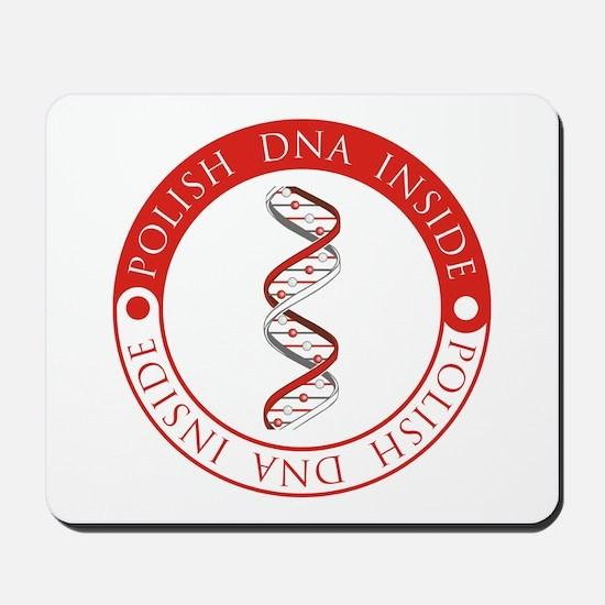 Polish DNA Mousepad