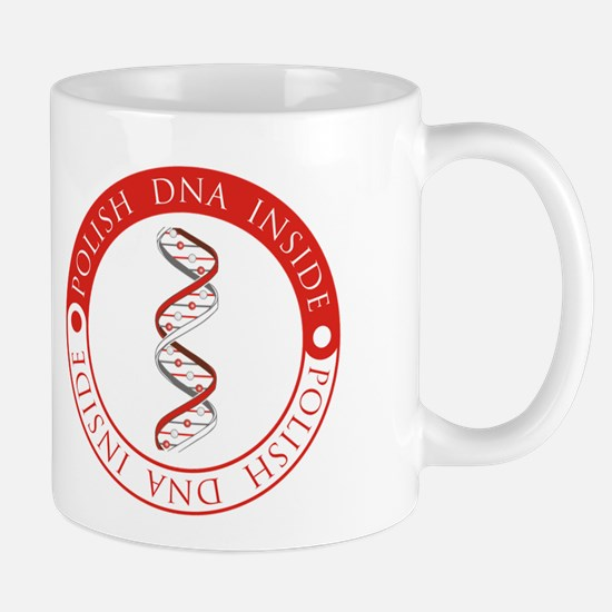 Polish DNA Mug