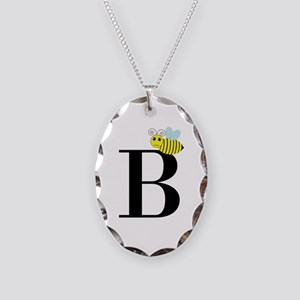 B is for Bee Necklace