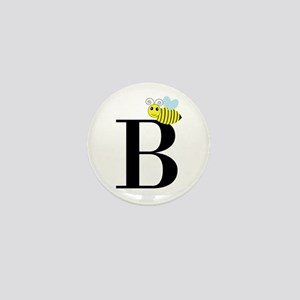 B is for Bee Mini Button