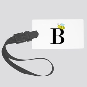 B is for Bee Luggage Tag