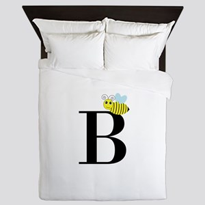 B is for Bee Queen Duvet