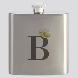 B is for Bee Flask