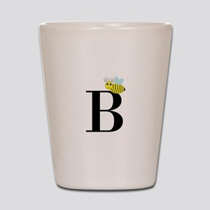 B is for Bee Shot Glass