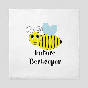 Future Beekeeper Queen Duvet