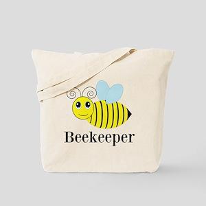 Beekeeper Honey Bee Tote Bag