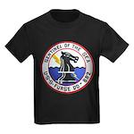 USS FURSE Kids Dark T-Shirt