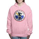 USS FURSE Women's Hooded Sweatshirt