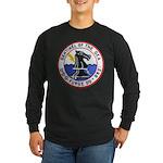 USS FURSE Long Sleeve Dark T-Shirt