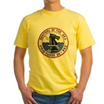 USS FURSE Yellow T-Shirt
