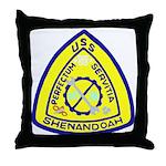 USS Shenandoah (AD 26) Throw Pillow