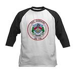 USS GAINARD Kids Baseball Jersey