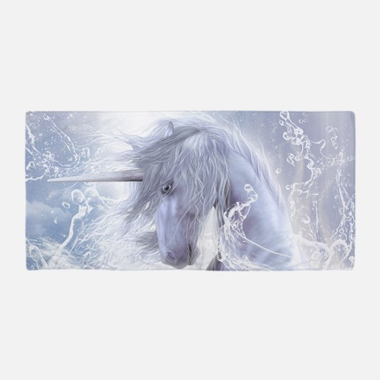 A Dream Of Unicorn Beach Towel