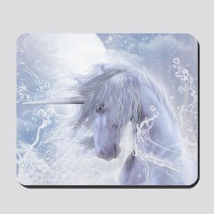 A Dream Of Unicorn Mousepad
