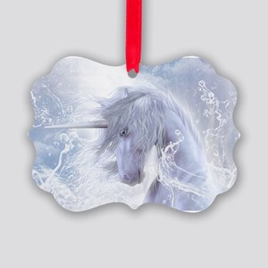 A Dream Of Unicorn Ornament