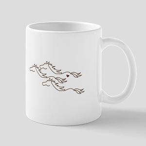 Wild Horses Mugs