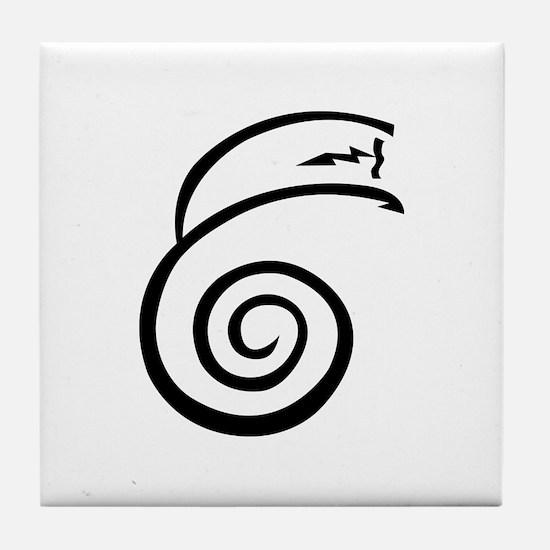 Dai Ko Mio Tile Coaster