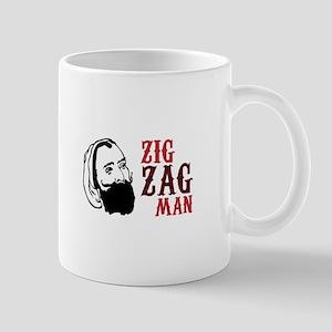 Zig Zag Man Mugs