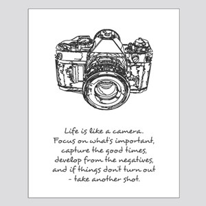 camera-quote Posters