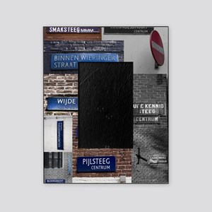 Amsterdam Streets Picture Frame