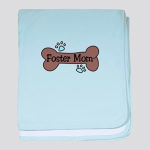 Foster Mom baby blanket