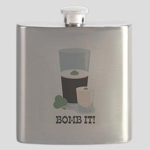 Bomb It! Flask