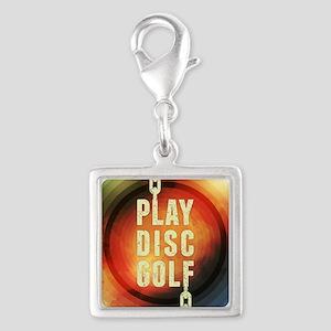 Play Disc Golf Charms