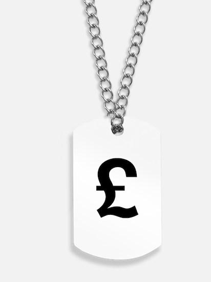 British Pound Dog Tags