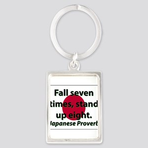 Fall Seven Times Keychains