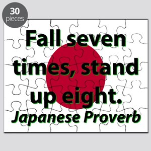 Fall Seven Times Puzzle