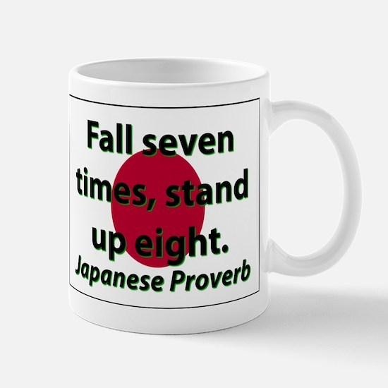 Fall Seven Times Mugs